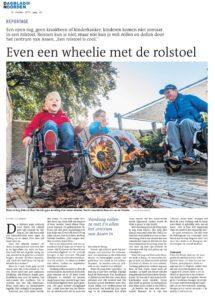 Dagblad vhn - RoVa Assen 5okt15