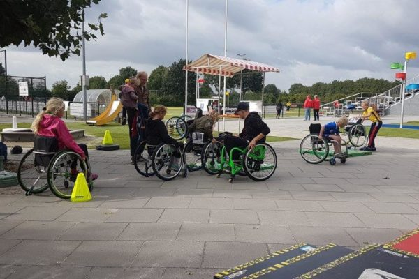 Dag aangeapst sporten SRO Leusden 2018 (3)